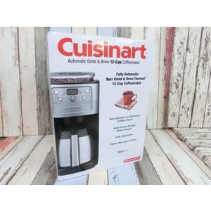 (3■4C)クイジナート全自動コーヒーメーカーDGB-900PCJ2/▲PF w8x|mart-net