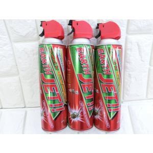 (0●3C)アースジェット 無香料 500ml缶×3缶パック /● m5x|mart-net