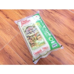 (5■3B)訳あり タイ産 ジャスミンライス【BUAYAI RICE】17.12 5kg /● w4x|mart-net
