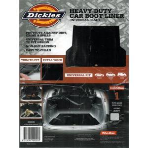 (3■4B)ディッキーズ トランクライナー 137×110cm/● 車用品/カー用品/Dickies/マット/|mart-net