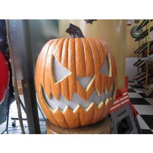 (3■4B) ハロウィン ジャックオーランタン LEDライト・サウンド付き/●|mart-net