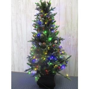 (3■4B)電飾付き クリスマスツリー 1.37M /▲XR m6x|mart-net
