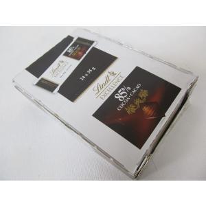 (0●3C) リンツ エクセレンス 85% チョコレート 35g×24枚入り21.1.31/●|mart-net