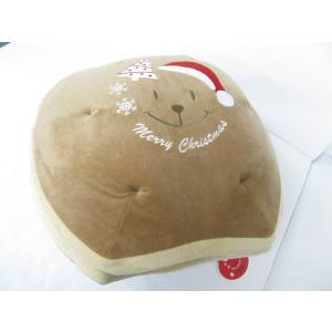 (3●3C) konoko ペットベッド どらやき 【クリスマス】45×44cm  /▲XM mart-net
