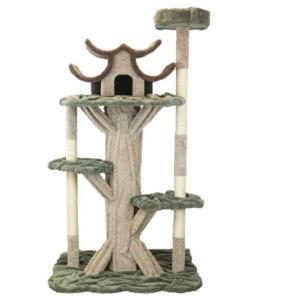 【引き取り限定商品】 キャットタワー キャットツリー 無拓材 手づくり 7feet mart-net