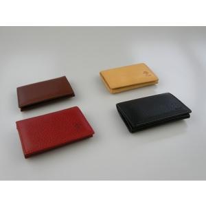 チーバ/CIVA 1730VOLA  レザー名刺ケース  全4色 決算セール日本正規品 |marthnagoya