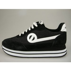 ノーネーム/NO NAME EDEN JOG STRASS ブラック  美脚スニーカー 靴 【セール】|marthnagoya