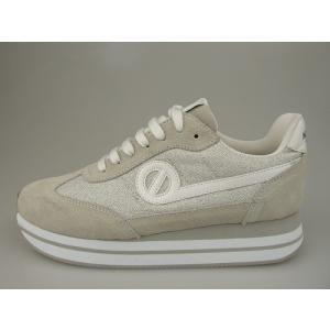 ノーネーム/NO NAME EDEN JOG STRASS WHITE  美脚スニーカー 靴 【セール】|marthnagoya