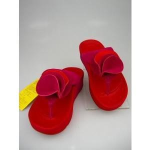 フィットフロップFitFlop ヨーコ YOKO リオピンク【日本正規品】【サンダル  レディース 靴 シューズ エクササイズ コンフォート 】|marthnagoya