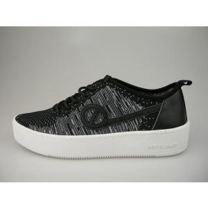 ノーネーム/NO NAME  JAVA SOFT FLEX ブラック 靴 スニーカー 美脚スニーカー 靴 【セール】|marthnagoya