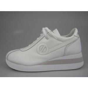 ノーネーム/NO NAME SPEED JOG NAPPA/NAPPA ホワイト/ホワイト   美脚スニーカー 靴 |marthnagoya