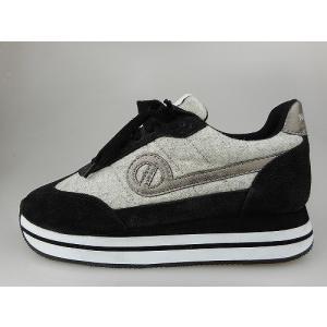 ノーネーム/NO NAME  EDEN JOG COTTON RIB ブラック  靴 スニーカー|marthnagoya