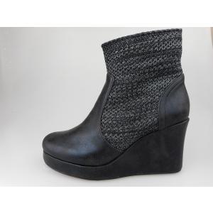 ノーネーム/no name HOLY NEW BOOTS GRAVITY ブラック ブーツ 靴【限定モデル】【再入荷ナシ】|marthnagoya