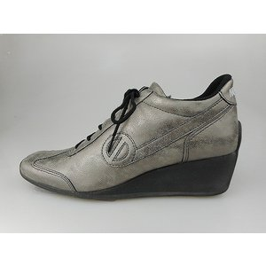 ノーネーム/NO NAME  YOKO ZIP PIMP ACIER 靴 スニーカー【ファスナー付】【2WAY】 美脚スニーカー 靴|marthnagoya