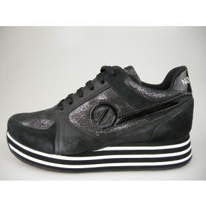 ノーネーム/NO NAME  PARKO JOG ブラック 美脚スニーカー 靴【セール】|marthnagoya