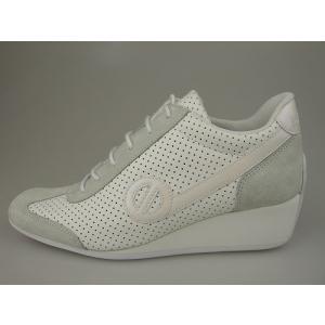 ノーネーム/NO NAME  YOKO JOG PUNCH WHITE  美脚スニーカー 靴 【セール】|marthnagoya