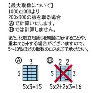 ポリエチレンフォーム P-14 厚20mm×1000mm×1000mm判から取ります。(各色、サイズ下記からお選びください。)|maru-suzu|06