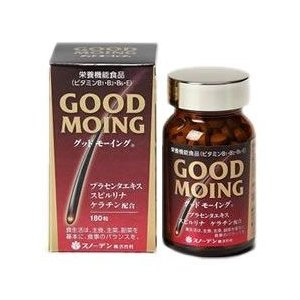 グッドモーイング180粒×6個|maruai