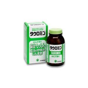 タウロミンは、和漢生薬に、カルシウム、ビタミン、アミノ酸等を配合した皮ふ疾患・鼻炎の為の内服治療剤で...