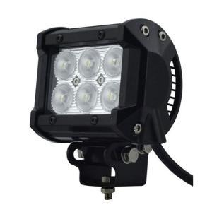 LEDワークライト 18wLED 汎用防水作業灯 10V-30V電源対応 930|marubi