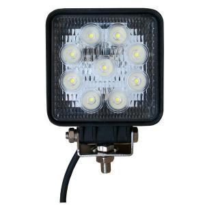 LEDワークライト 27wLED 汎用防水作業灯 10V-30V電源対応 S|marubi