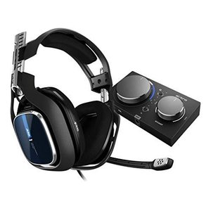ASTRO Gaming PS4 ヘッドセット A40TR+MixAmp Pro TR ミックスアンプ付き 有線 5.1ch 3.5mm u|marucomarket