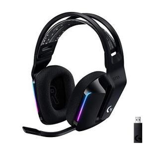 Logicool G ゲーミングヘッドセット LIGHTSPEEDワイヤレス G733 7.1ch BLUE VOCE搭載マイク 278g|marucomarket