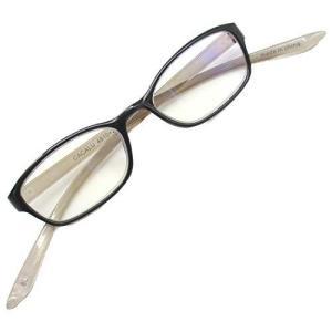 首かけ 老眼鏡 おしゃれ シニアグラス 軽量 リーディンググラス ブルーライトカット (グレー +1.00)|marucomarket