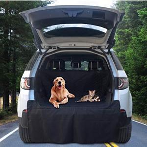 ペット用ドライブシート 新型 トランクマット ペットシート 車後部座席 防水シート 滑り止め 汚れに強い 水洗い可能 取り付け簡単 折り畳み marucomarket
