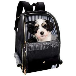 WinSun2020最新型ペットキャリーバッグ リュック 犬キャリーバッグ りゅっく 猫キャリーバック りゅっく 軽量 撥水 折畳可 散歩|marucomarket