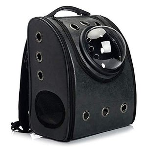ZIJINJIAJU ペット バッグ,ペット用キャリーバッグ,宇宙船カプセル型ペットバッグ,猫と犬のペット用バックパック、最大6.5 kgの|marucomarket