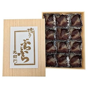 左衛門 博多ぶらぶら (12個入) × 1箱|marucomarket