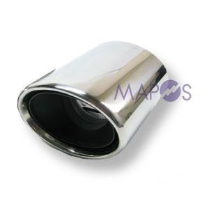 排気系 マフラー ホンダ純正 マフラーカッター 2000 オデッセイ エリシオン クラウン セルシオ ゼロクラウン レガシィ アテンザ MPV 18310-S2A-A02|marucorp