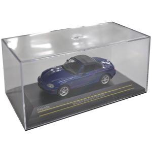マツダコレクション モデルカー 1/43 ロードスター NB 2001 ブルー 38B59725|marucorp