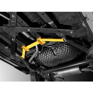 D-SPORT ボディ補強 LA400Kコペン用フロアフレームバー ダイハツ コペン LA400K 14.06〜 57502-A240