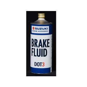 SUZUKI/スズキ純正【ブレーキオイル】【ブレーキフルード DOT3】1L【99000-23060】|marucorp