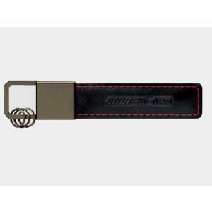メルセデス・ベンツ ベンツコレクション AMG キーリング レザー B66953337|marucorp