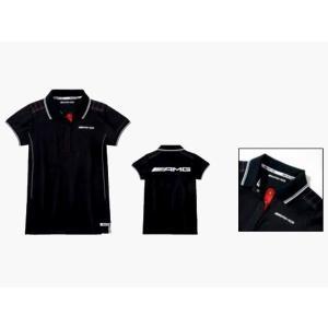 メルセデス・ベンツ ベンツコレクション AMG レディース ポロシャツ Mサイズ B66958295|marucorp