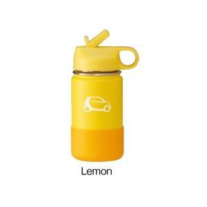 メルセデス・ベンツ ベンツコレクション スマート smart×Hydro Flask 12 oz Wide Mouth KIDS レモン B91700360|marucorp