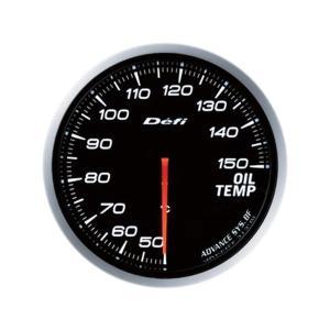 デフィ メーター Defi-Link Meter ADVANCE BF アドバンスBF φ60 油温計 50℃〜150℃ ホワイト DF10401|marucorp