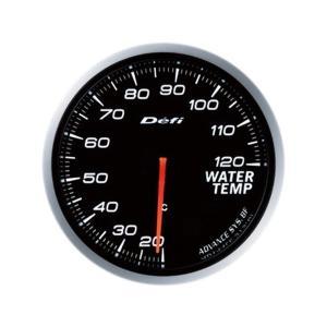 デフィ メーター Defi-Link Meter ADVANCE BF アドバンスBF φ60 水温計 20℃〜120℃ ホワイト DF10501|marucorp