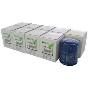 オイルフィルター ハンプシナジー ホンダ N-BOX他 10個セット H1540-RTA-003