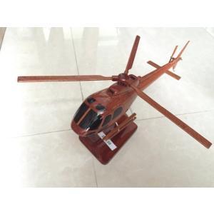 手作り木製模型 ヘリコプター EC130 HEL-016|marucorp