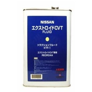 NISSAN 日産純正 CVTオイル エクストロイドCVTフルード KTF-1 4L KLE51-00004|marucorp