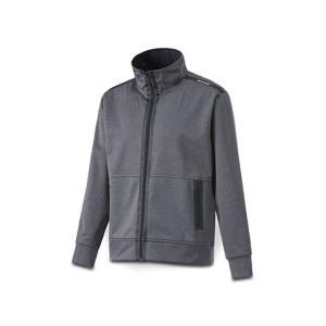 日産コレクション ファッション PREMIUM ウィンドジャケット グレー Sサイズ KWA0350K01GY|marucorp