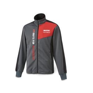 日産コレクション ファッション COMFITトラックトップ グレー Lサイズ KWA0360K33GY|marucorp
