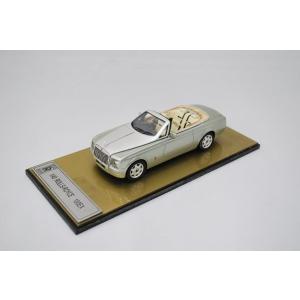 ミニカー モデルカー 1/43 ロールスロイス 100EX ベージュ M-1001-B|marucorp