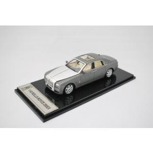 ミニカー モデルカー 1/43 ロールスロイス 200EX グレー M-1001-G|marucorp