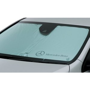 【Mercedes-Benz Accessories】 フロント・サンシェード Aクラス|marucorp