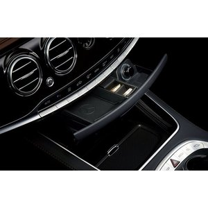 【Mercedes-Benz Accessories】 本革コインケース Sクラス用|marucorp
